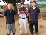 OB来訪ニュース 4期生 斎藤さん 6期生 斎藤さん 岡島さん