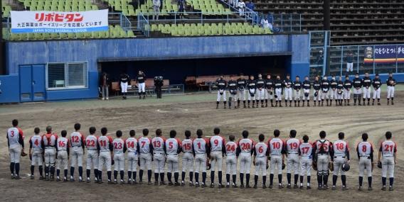 第32回 東日本選抜大会 準決勝進出!